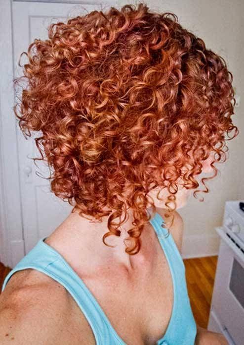 Inspiração corte de cabelo curto com caixos e ruivo