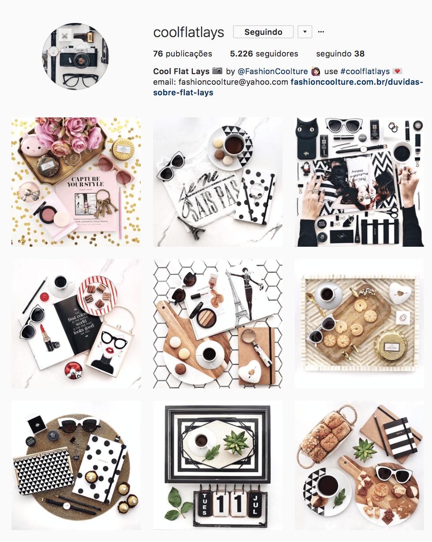 como organizar o feed instagram 10