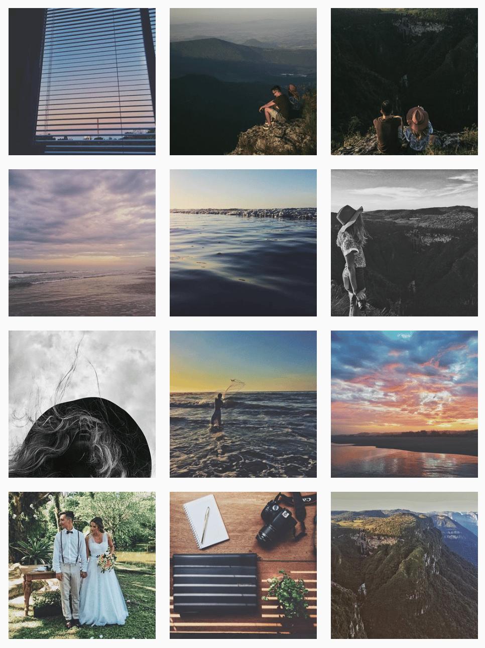 como organizar o feed instagram feed desorganizado